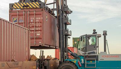 Intermodal Shipping Services - Intermodal Transportation