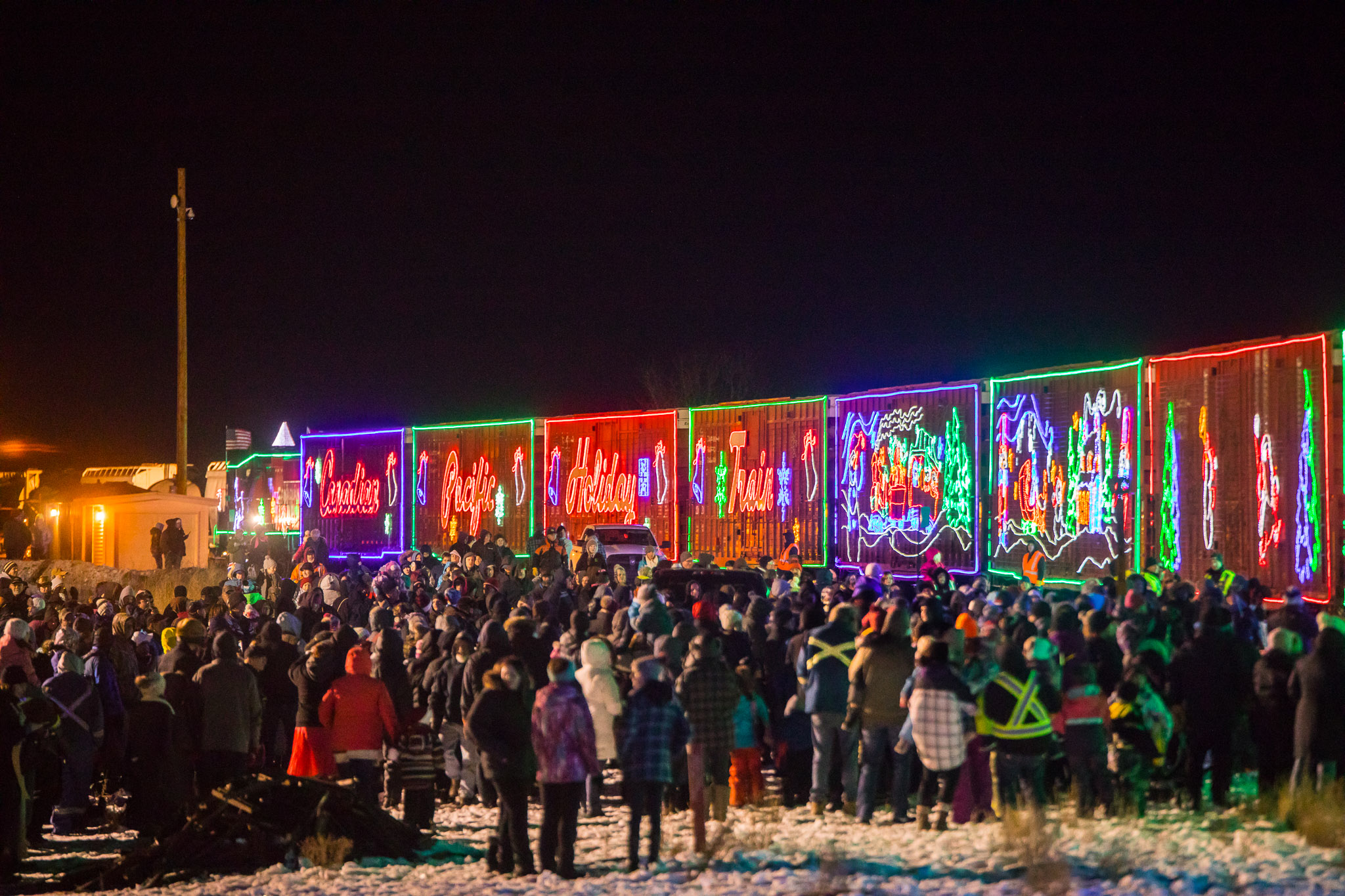 Canadian Pacific Holiday Train Schedule 2020 Photos & video